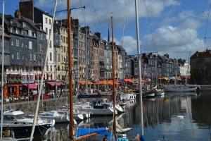 Honfleur Quay 2